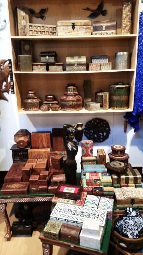 Handmade Artisan Boxes